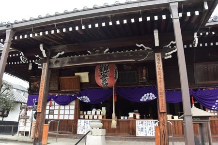 東向観音寺