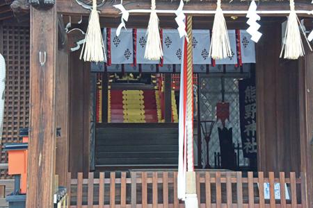 京都熊野神社